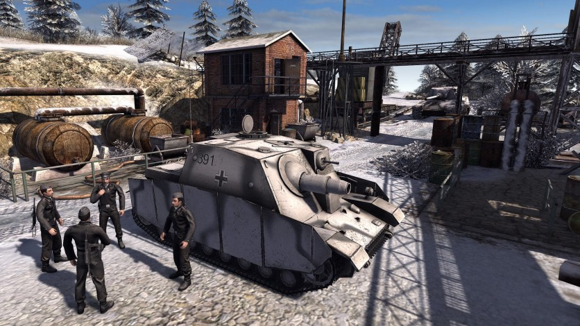 Screenshot 8 - Men of War: Assault Squad 2 - Ostfront Veteranen