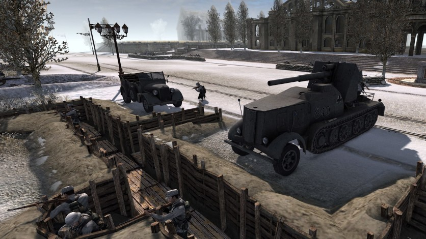 Screenshot 11 - Men of War: Assault Squad 2 - Ostfront Veteranen