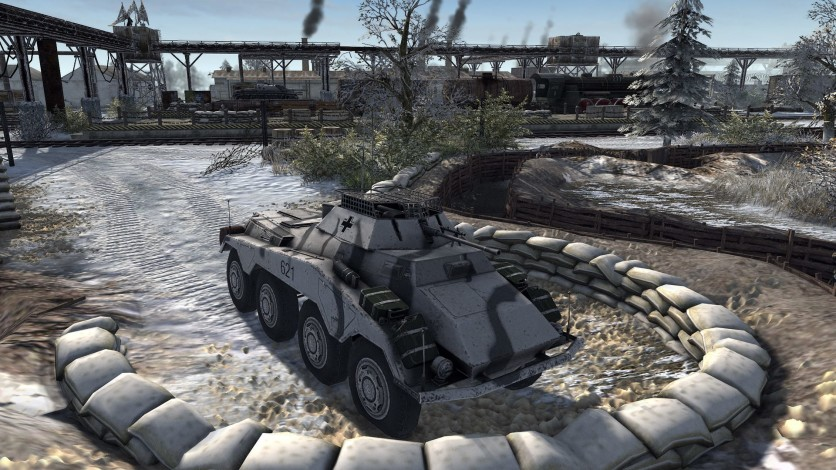 Screenshot 1 - Men of War: Assault Squad 2 - Ostfront Veteranen