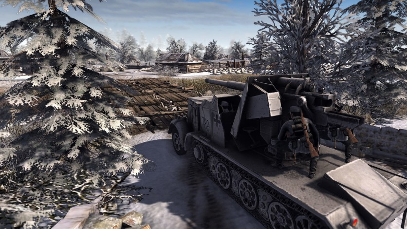 Screenshot 9 - Men of War: Assault Squad 2 - Ostfront Veteranen