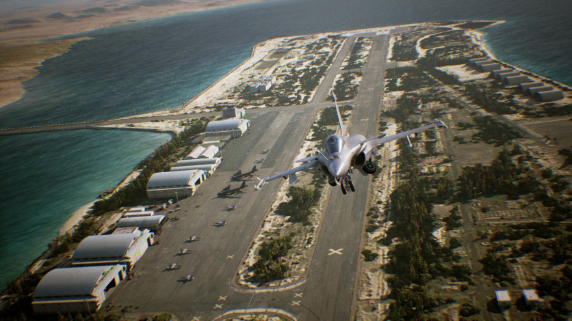 Screenshot 10 - ACE COMBAT 7: SKIES UNKNOWN
