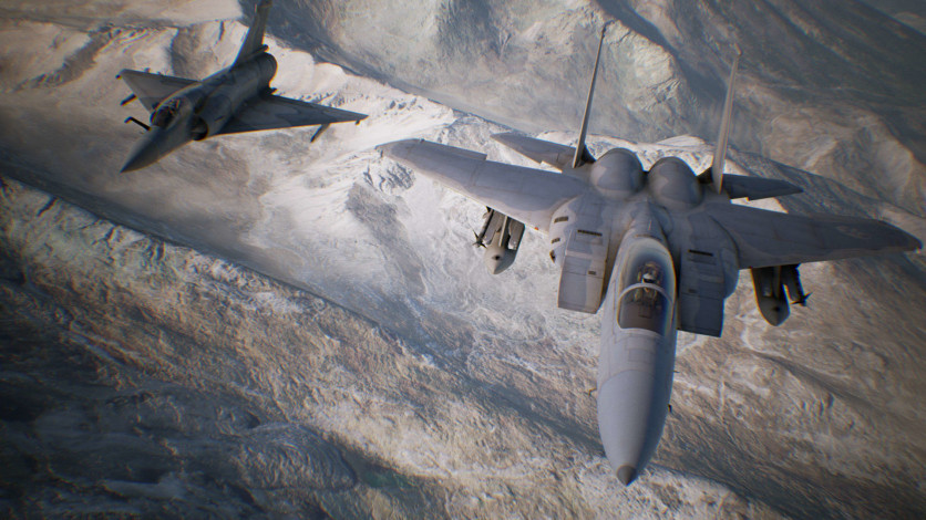 Screenshot 9 - ACE COMBAT 7: SKIES UNKNOWN