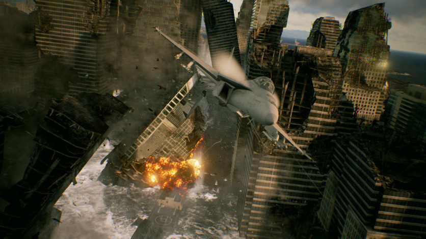 Screenshot 7 - ACE COMBAT 7: SKIES UNKNOWN