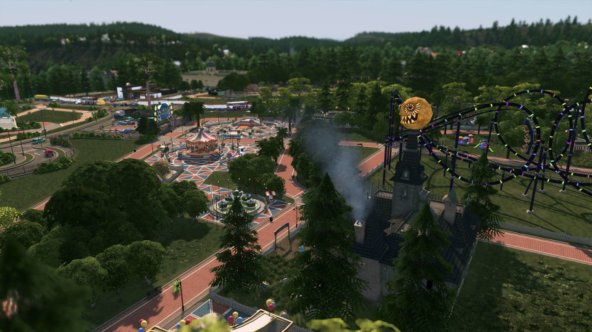 Screenshot 2 - Cities: Skylines - Parklife