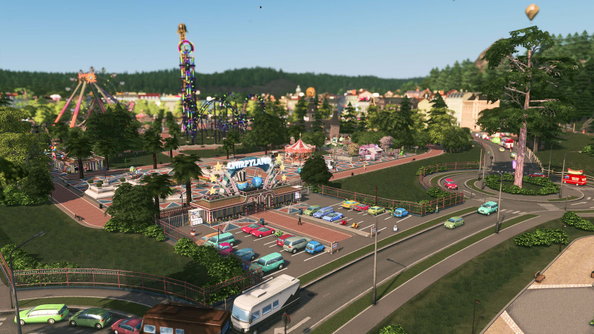 Screenshot 6 - Cities: Skylines - Parklife