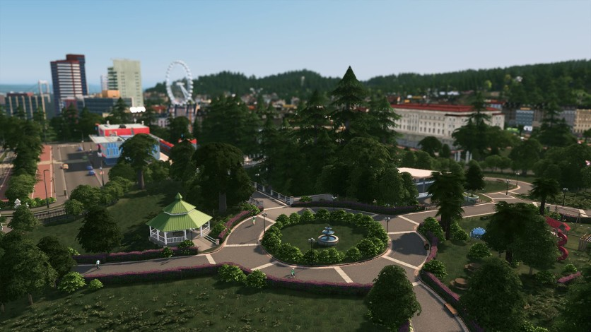 Screenshot 12 - Cities: Skylines - Parklife