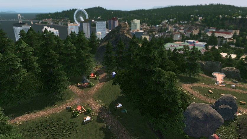 Screenshot 8 - Cities: Skylines - Parklife