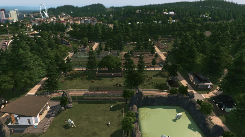 Screenshot 3 - Cities: Skylines - Parklife