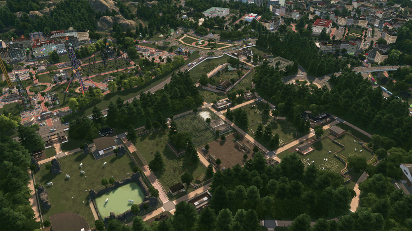 Screenshot 16 - Cities: Skylines - Parklife