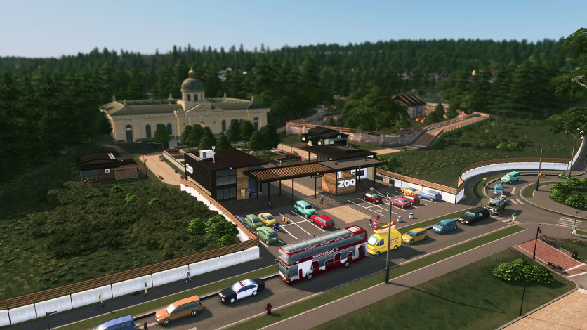 Screenshot 4 - Cities: Skylines - Parklife