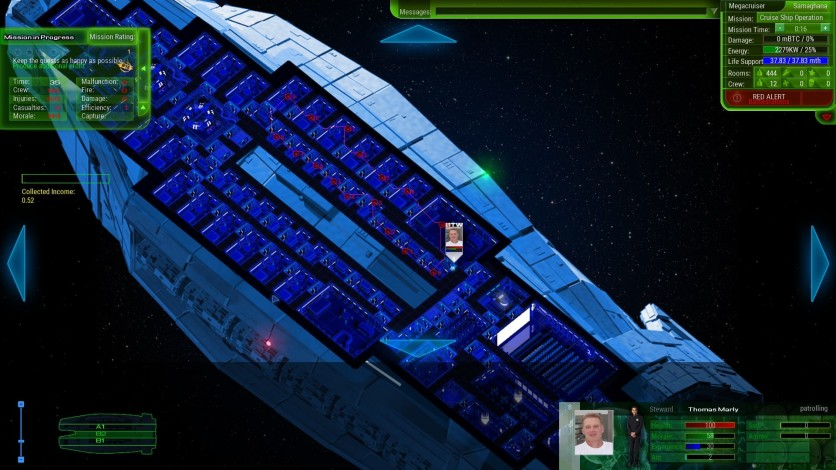 Screenshot 7 - Starship Corporation: Cruise Ships