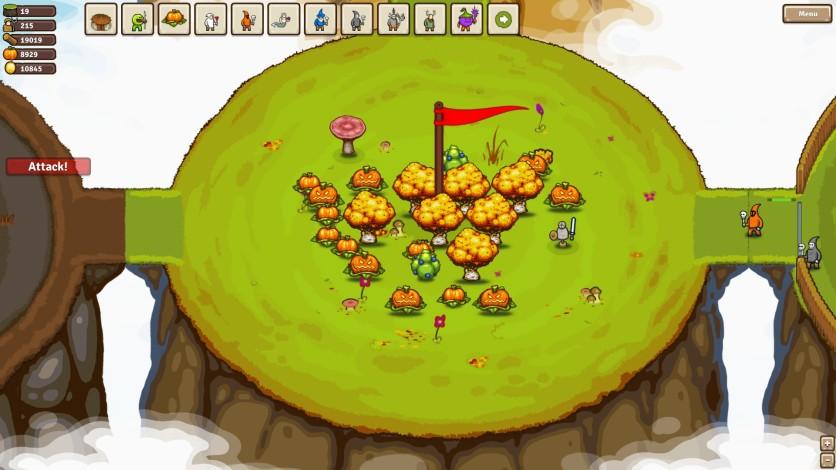 Screenshot 5 - Circle Empires: Apex Monsters!