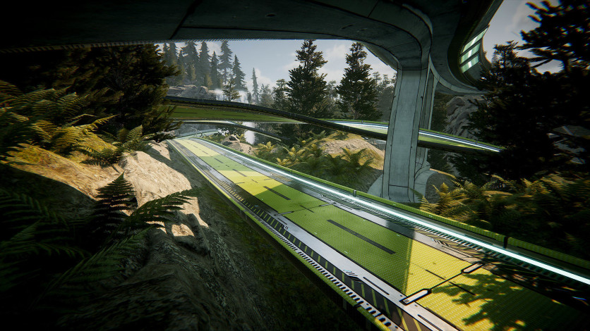 Screenshot 5 - Antigraviator: Viper Trails