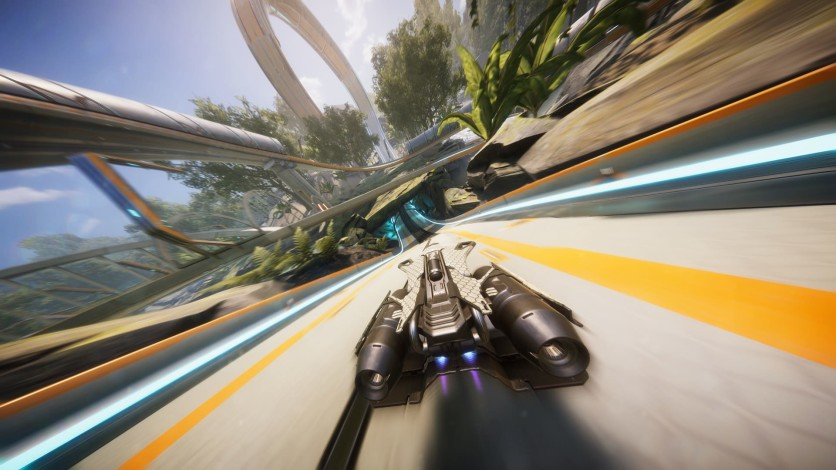 Screenshot 1 - Antigraviator: Viper Trails