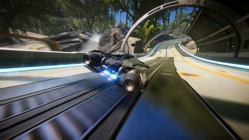 Screenshot 9 - Antigraviator: Viper Trails