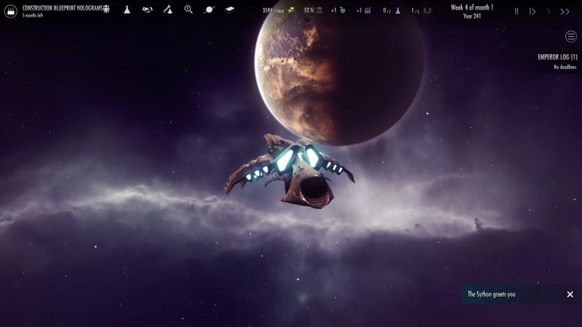 Screenshot 7 - Dawn of Andromeda: Subterfuge