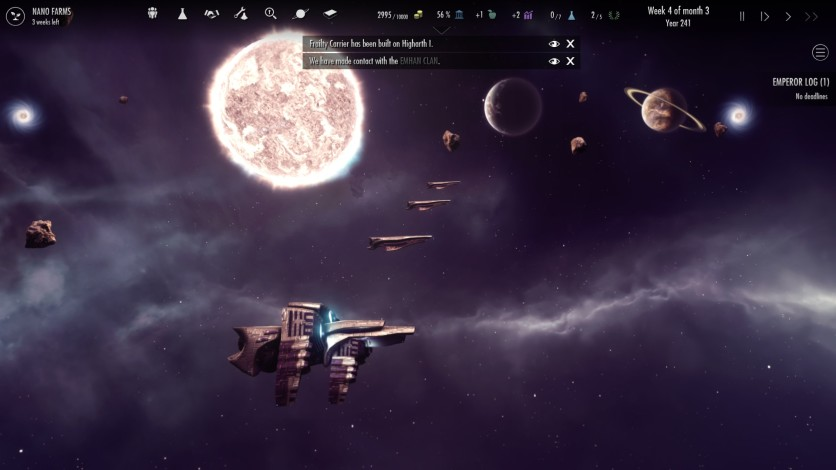 Screenshot 5 - Dawn of Andromeda: Subterfuge