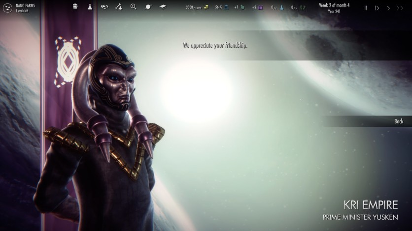 Screenshot 6 - Dawn of Andromeda: Subterfuge