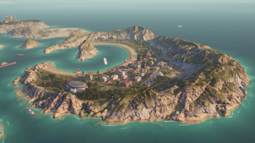 Screenshot 3 - Tropico 6