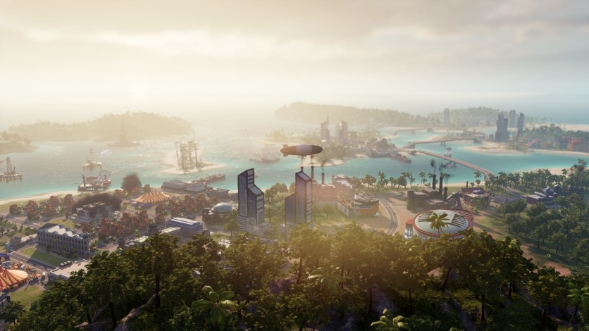 Screenshot 4 - Tropico 6 - El Prez Edition