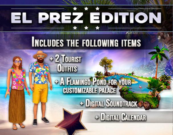 Screenshot 2 - Tropico 6 - El Prez Edition