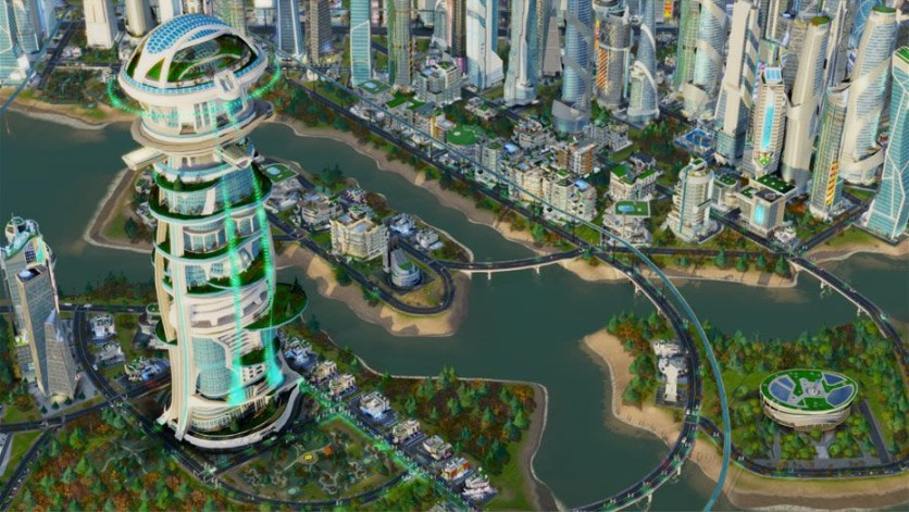 Screenshot 9 - SimCity: Cities of Tomorrow - Limited Edition