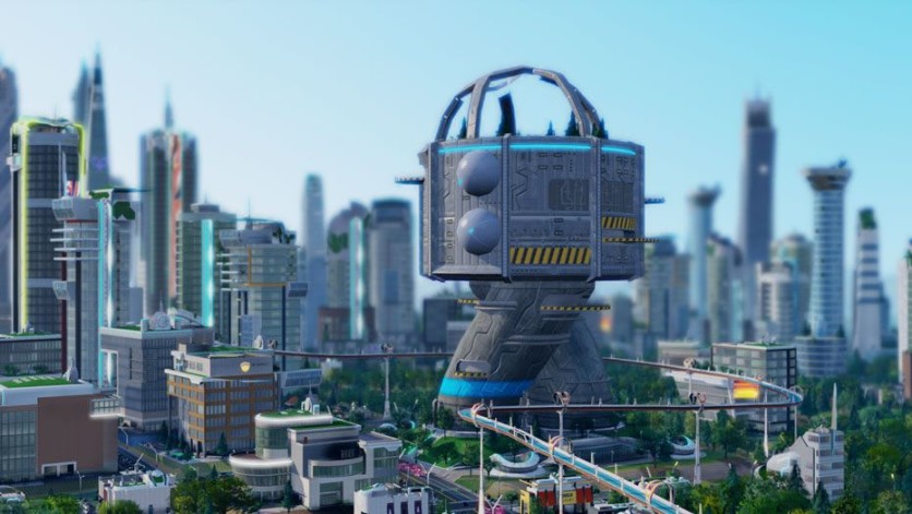 Screenshot 3 - SimCity: Cities of Tomorrow - Limited Edition