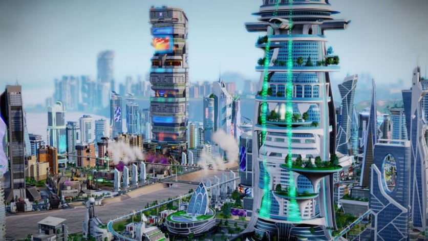 Screenshot 8 - SimCity: Cities of Tomorrow - Limited Edition