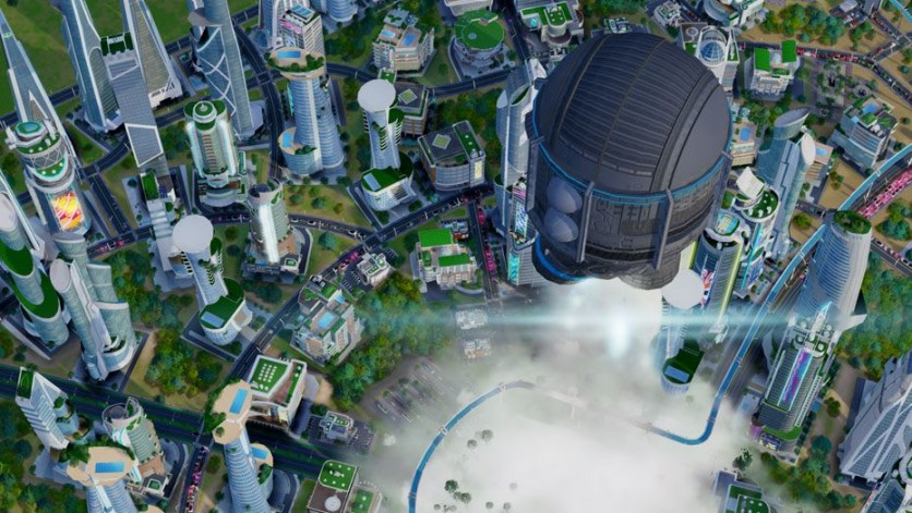 Screenshot 2 - SimCity: Cities of Tomorrow - Limited Edition