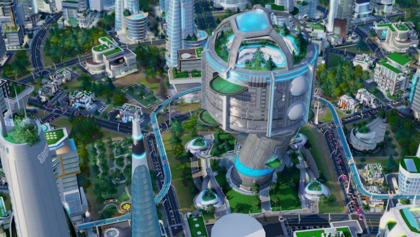 Screenshot 4 - SimCity: Cities of Tomorrow - Limited Edition