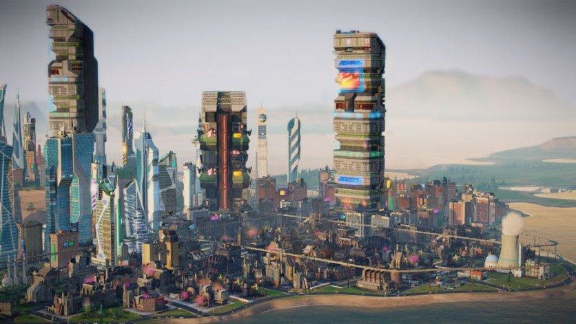 Screenshot 5 - SimCity: Cities of Tomorrow - Limited Edition