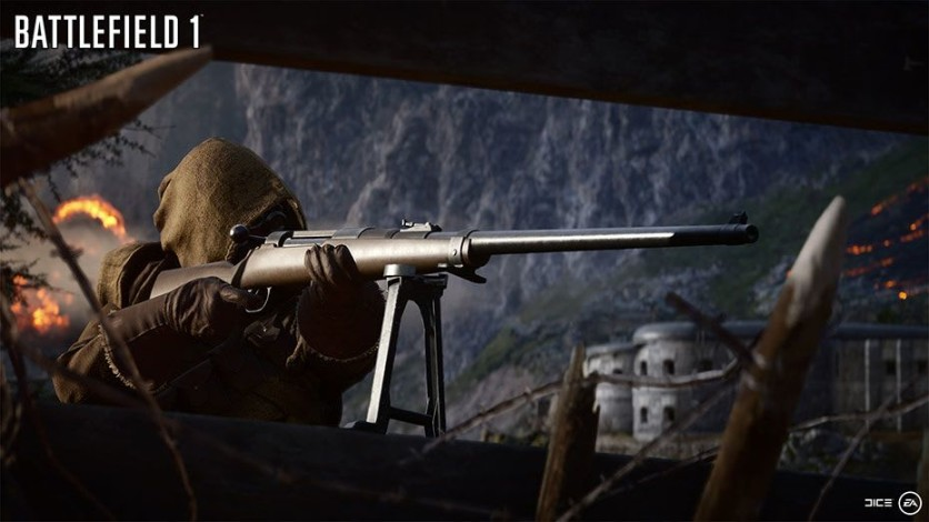 Screenshot 4 - Battlefield 1 (Revolution)