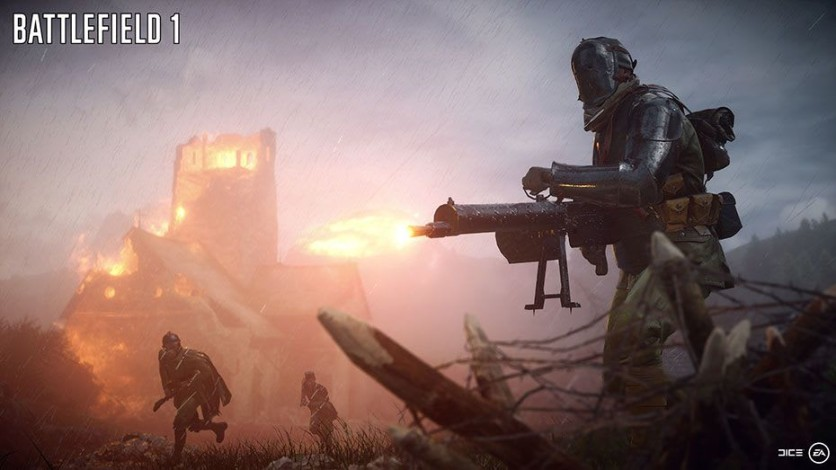 Screenshot 2 - Battlefield 1 (Revolution)