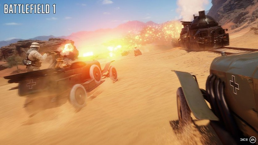 Screenshot 3 - Battlefield 1 (Revolution)
