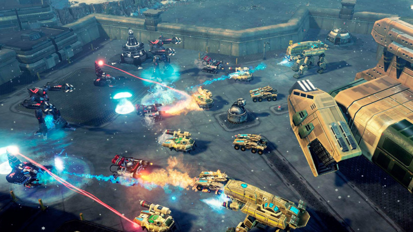 Screenshot 3 - Command & Conquer: The Ultimate Collection