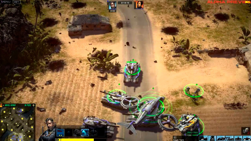Screenshot 2 - Command & Conquer: The Ultimate Collection
