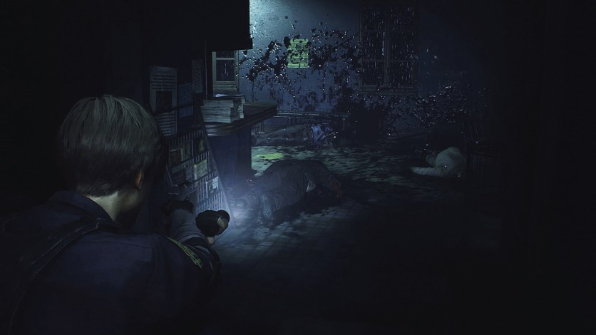 Screenshot 6 - RESIDENT EVIL 2 / BIOHAZARD RE:2