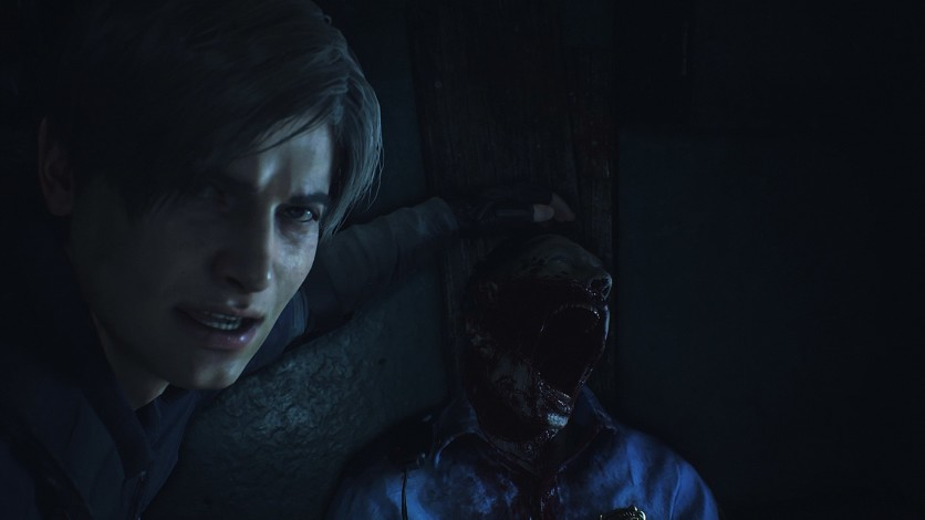 Screenshot 7 - RESIDENT EVIL 2 / BIOHAZARD RE:2