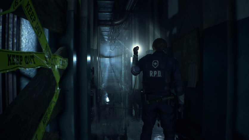 Screenshot 8 - RESIDENT EVIL 2 / BIOHAZARD RE:2