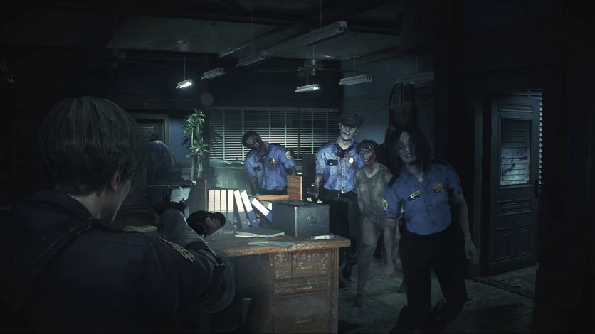 Screenshot 3 - RESIDENT EVIL 2 / BIOHAZARD RE:2