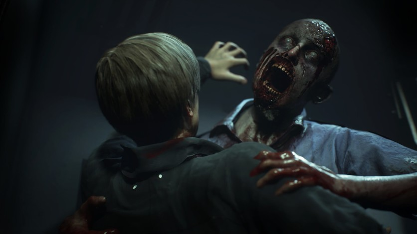 Screenshot 4 - RESIDENT EVIL 2 / BIOHAZARD RE:2