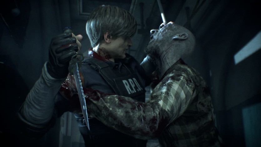 Screenshot 2 - RESIDENT EVIL 2 / BIOHAZARD RE:2