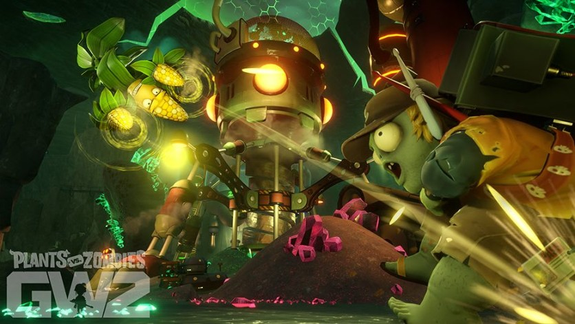 Screenshot 4 - Plants vs. Zombies: Garden Warfare 2