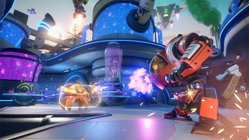 Screenshot 2 - Plants vs. Zombies: Garden Warfare 2