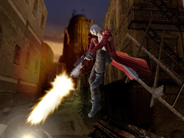Screenshot 7 - Devil May Cry 3 - Special Edition