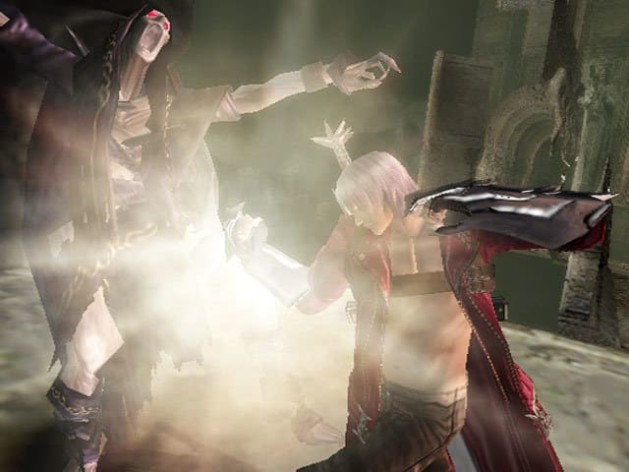 Screenshot 5 - Devil May Cry 3 - Special Edition