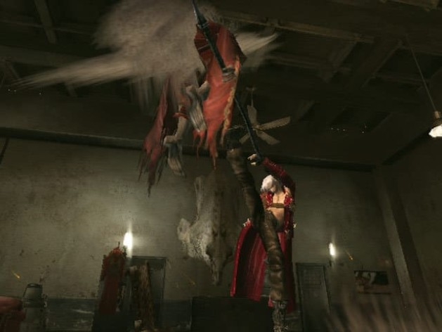 Screenshot 2 - Devil May Cry 3 - Special Edition