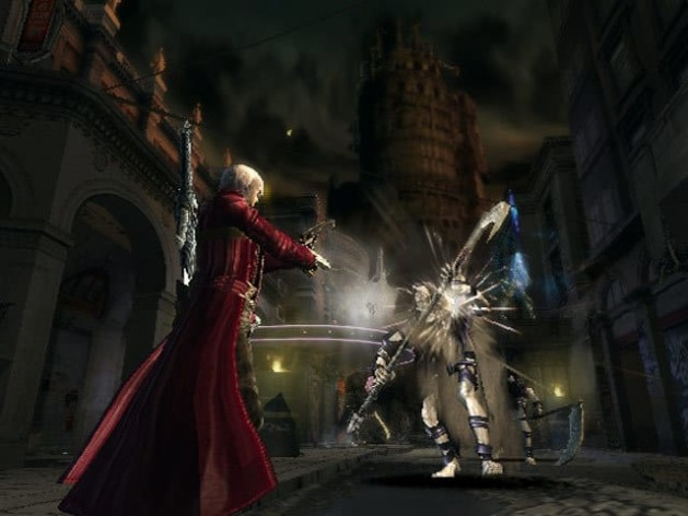Screenshot 1 - Devil May Cry 3 - Special Edition