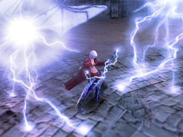 Screenshot 6 - Devil May Cry 3 - Special Edition