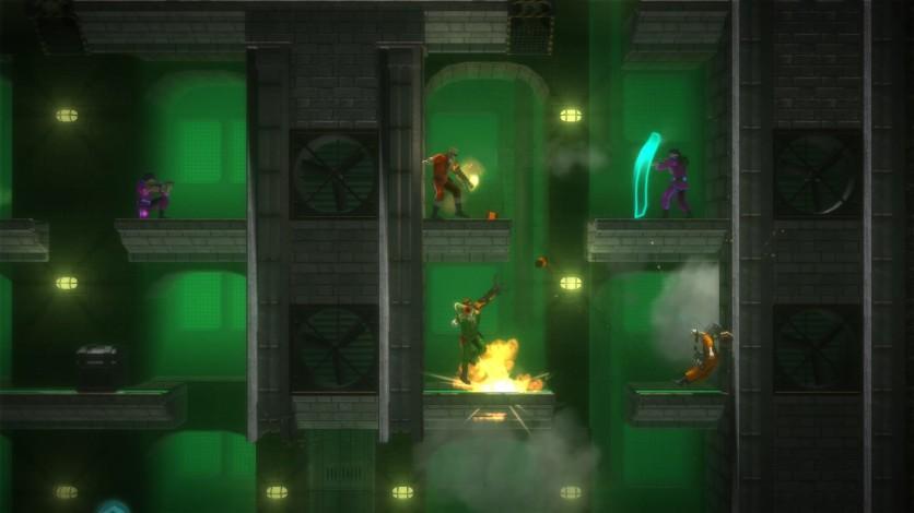 Screenshot 3 - Bionic Commando Rearmed